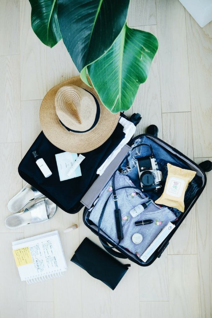 how to pack for a two week trip mint notion