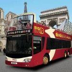 paris pass big bus tour