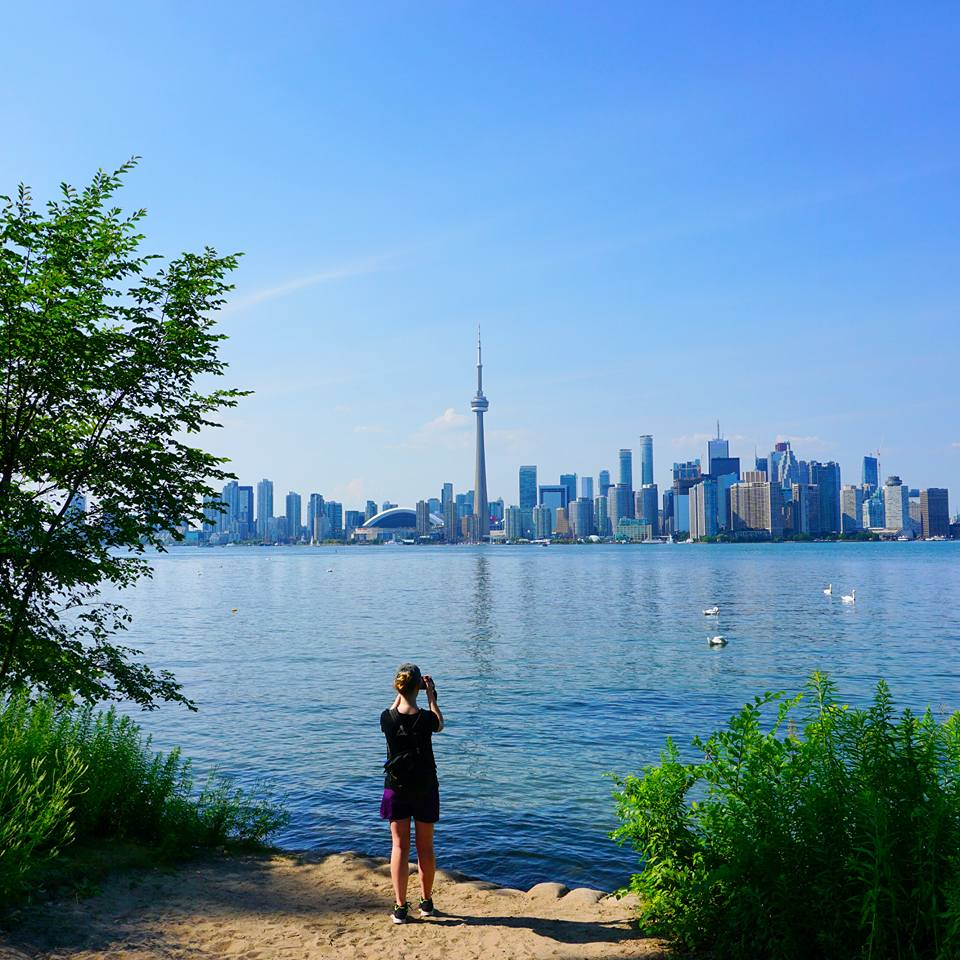 How Do You Get To Toronto Island In Winter