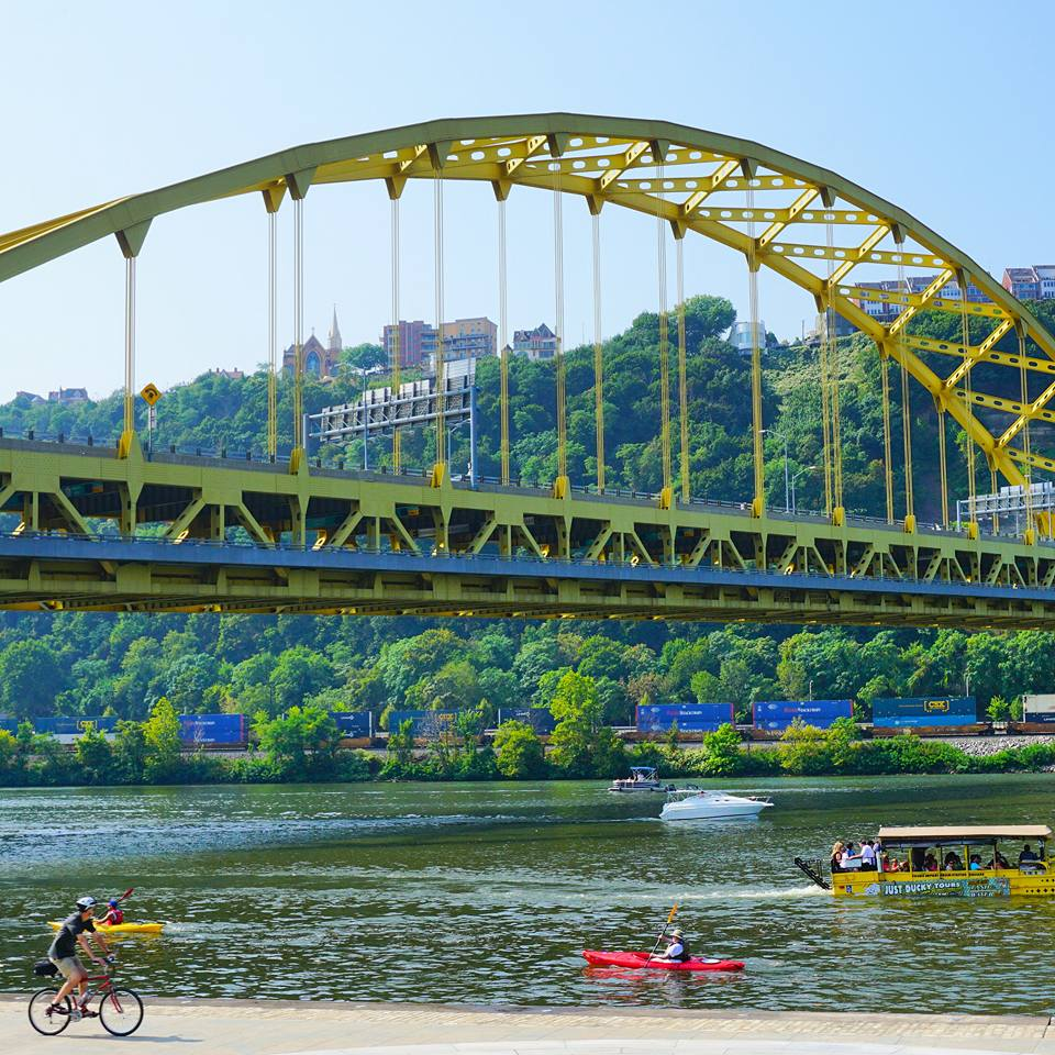 24 Hours In Pittsburgh: What To See And Where To Eat