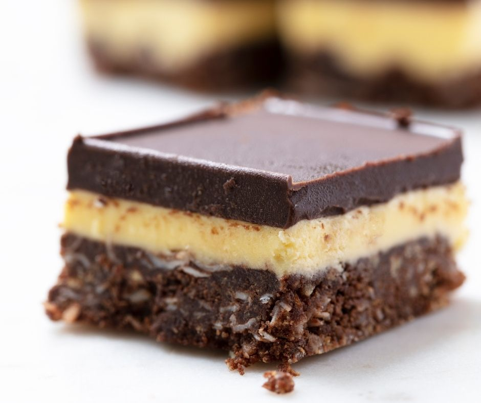best canadian foods - nanaimo bars