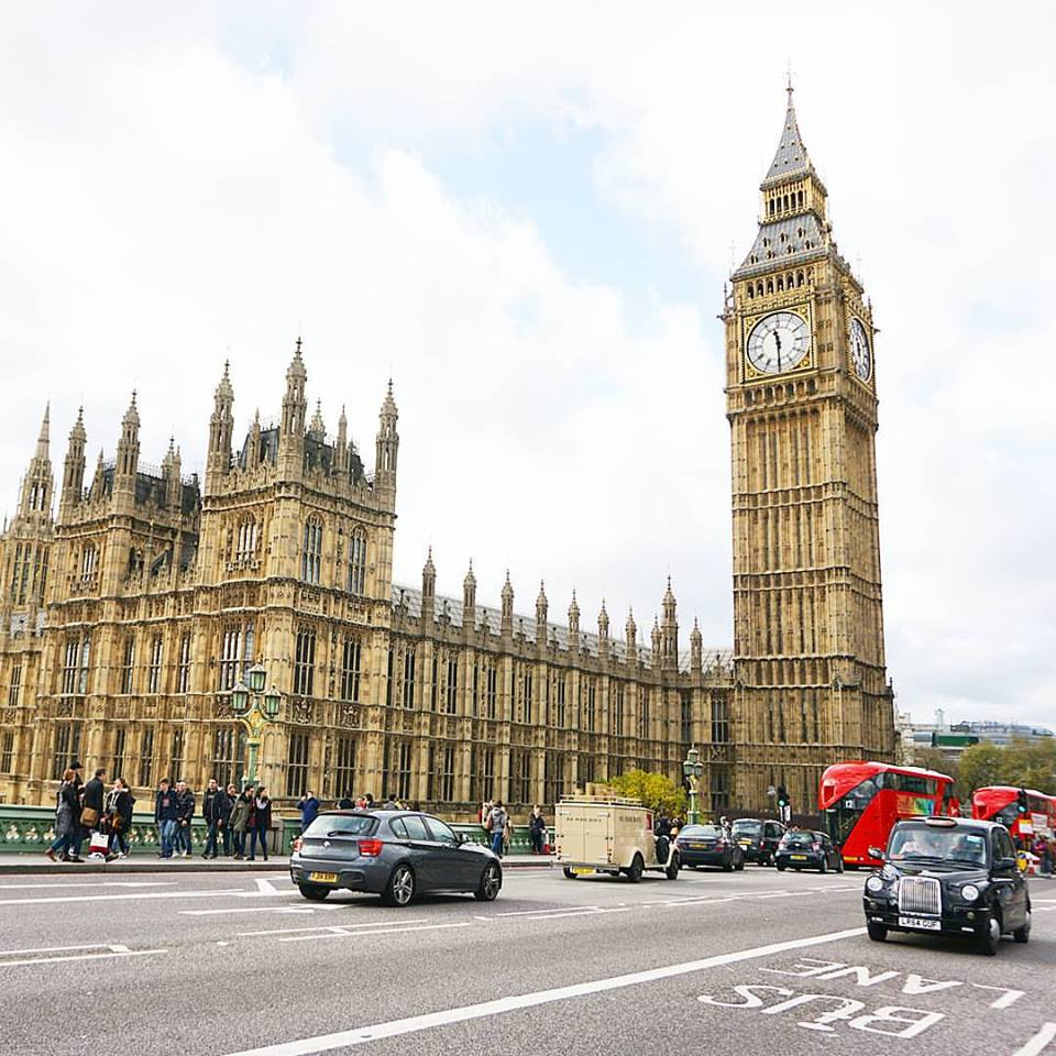 London Time  Local Time in London  Time Zone in London
