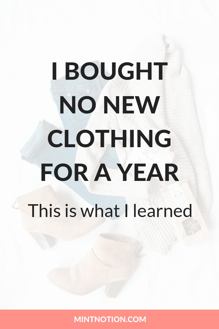 21525788ac1 I Bought No New Clothing For A Year. This Is What I Learned. - Mint ...