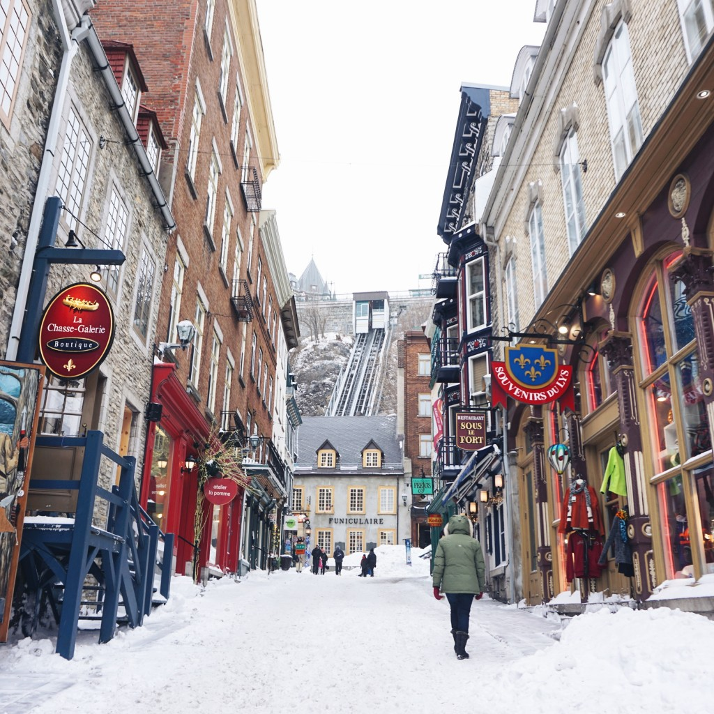 10 romantic things to do in Quebec City