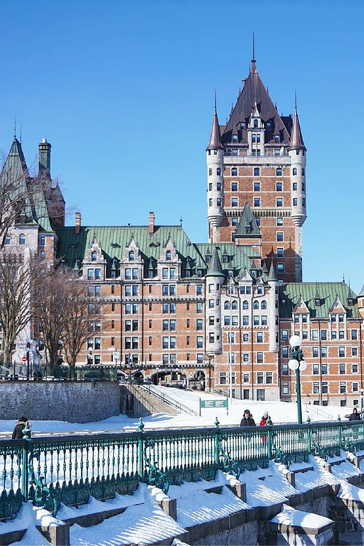 Romantic Hotels Quebec City