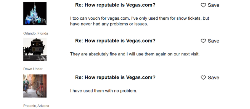 is vegas.com legit