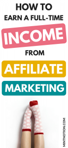 How to make $50,000 per month from affiliate marketing