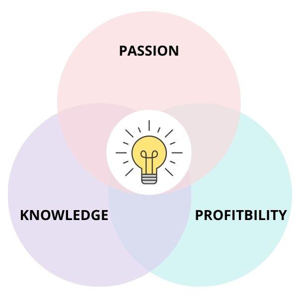 find your profitable blog niche