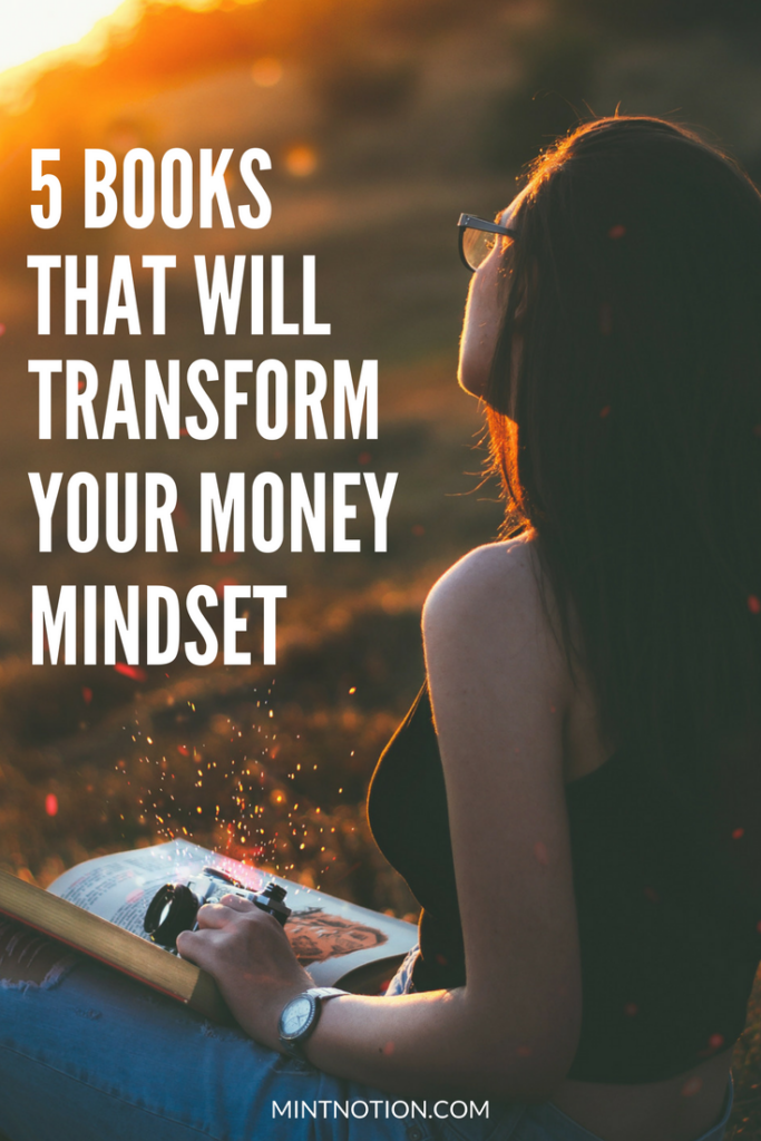 5 books that transformed my money mindset