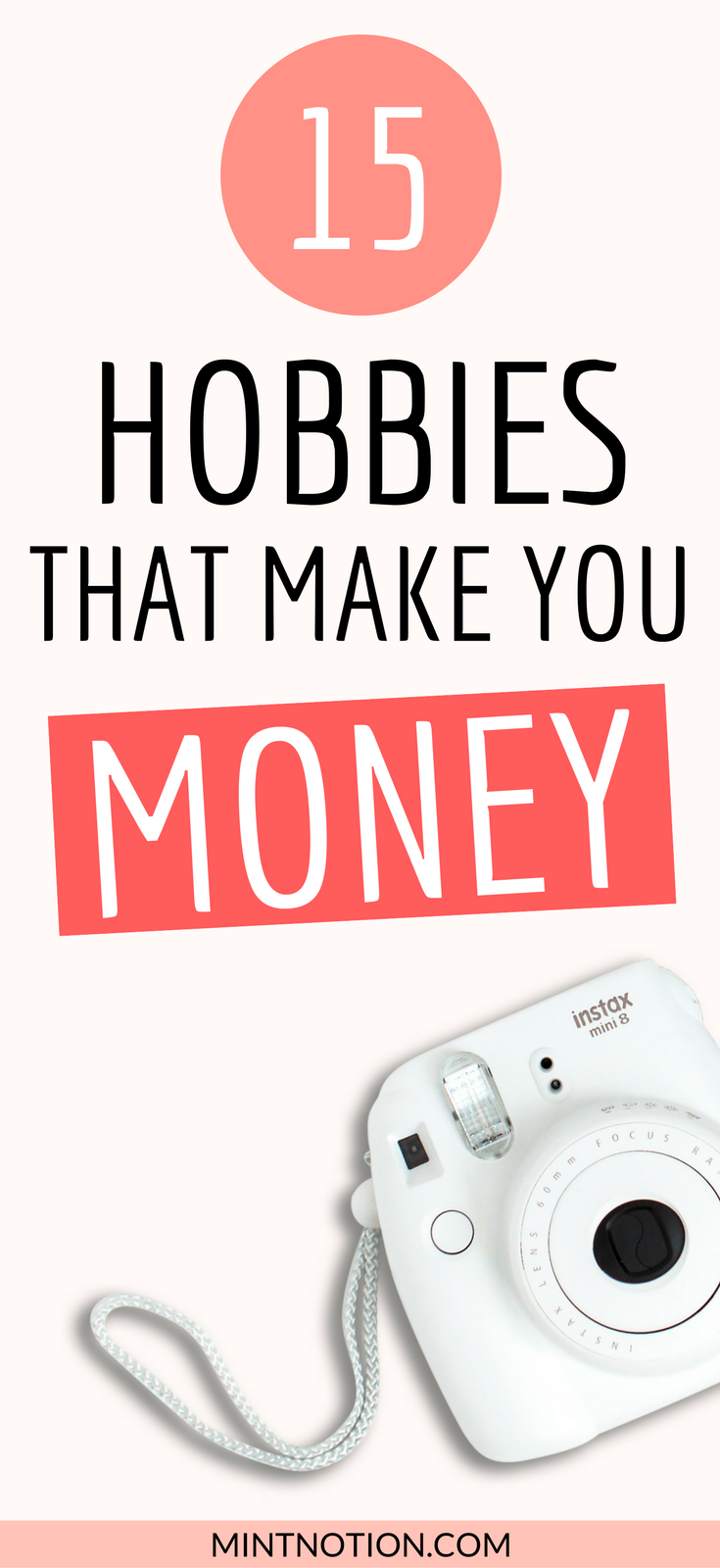 15 Fun Hobbies That Can Make You Money - Mint Notion