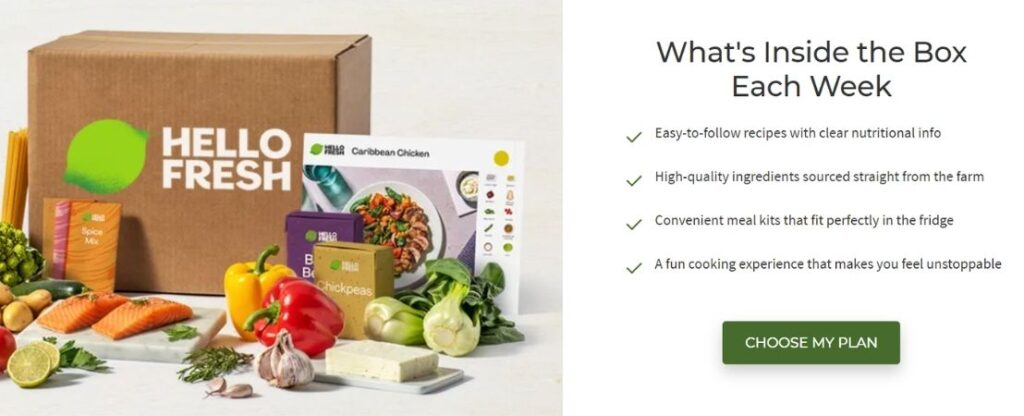 hello fresh gift ideas