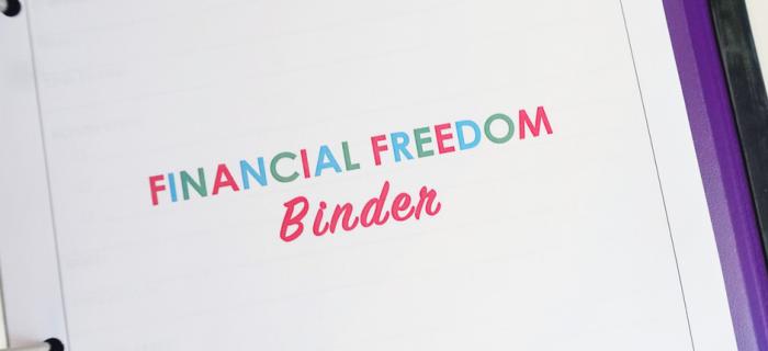 2018 Budget Binder Printables