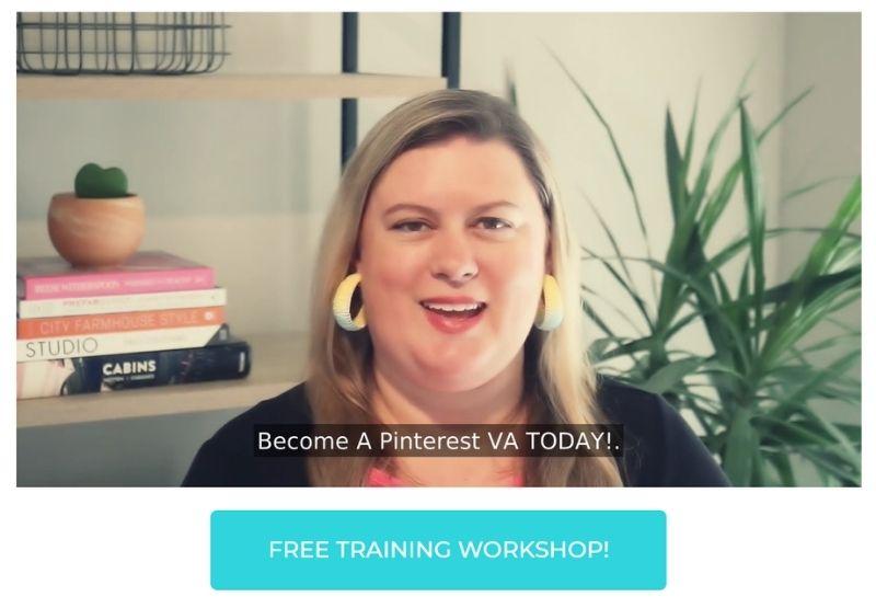 make $500 a month as a pinterest virtual assistant