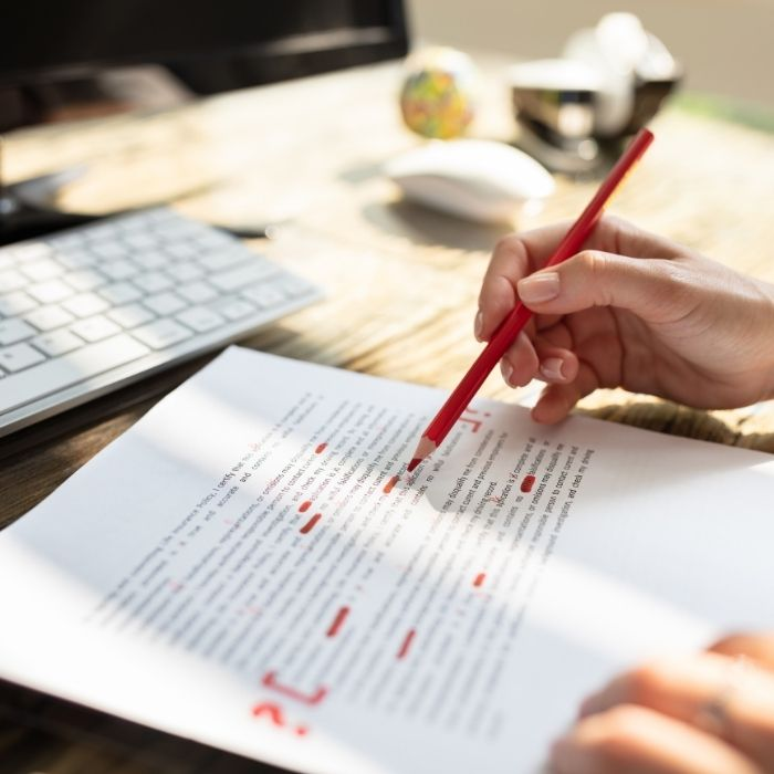 make $500 a month as a proofreader
