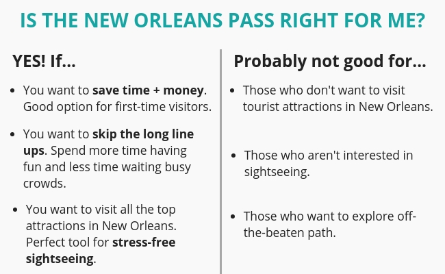 Is the New Orleans Pass worth it