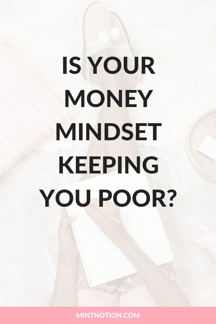 Is your money mindset keeping you poor