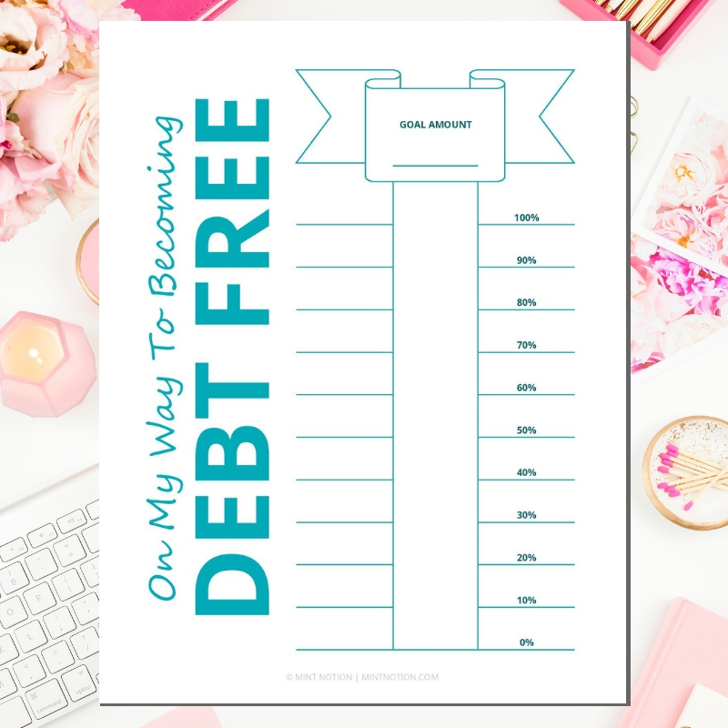 graphic relating to Free Printable Budget Binder Worksheets named 2019 Price range Binder Printables - Mint Concept