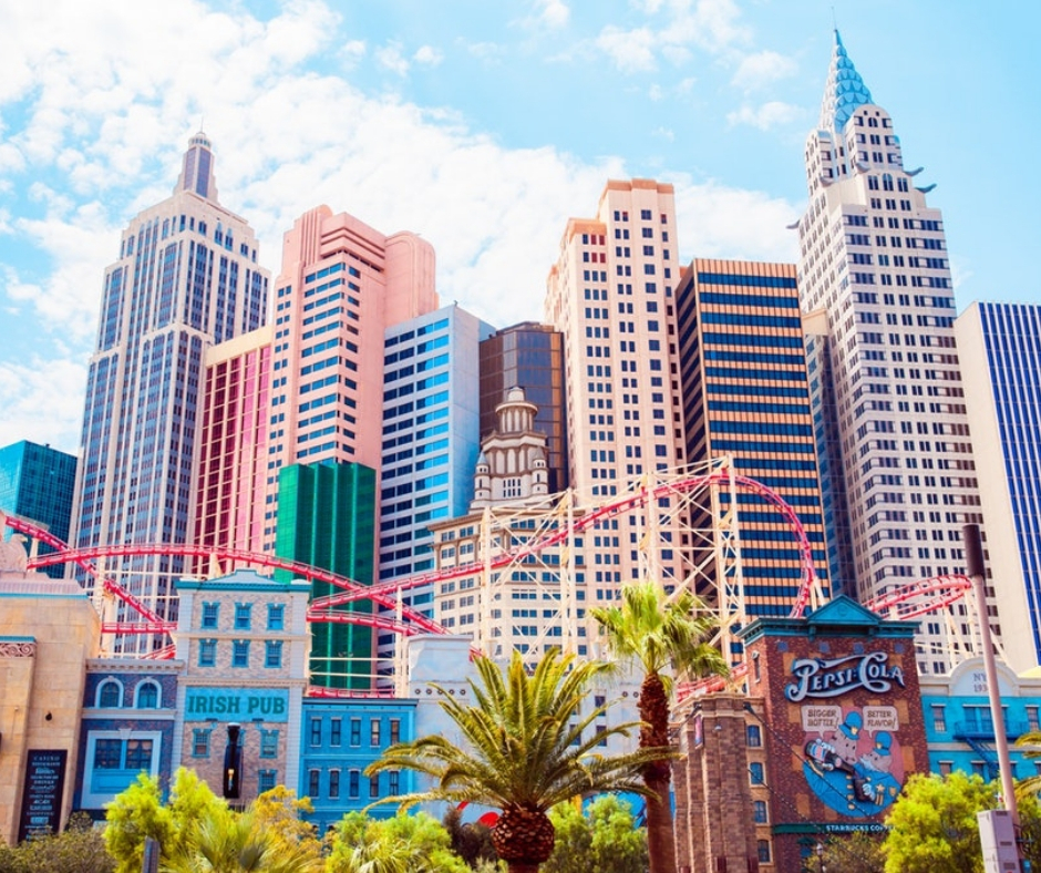Best kid-friendly hotels in Las Vegas for families