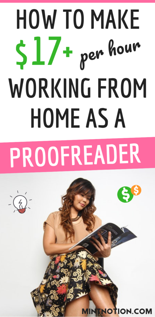 How to work from home as a freelance proofreader