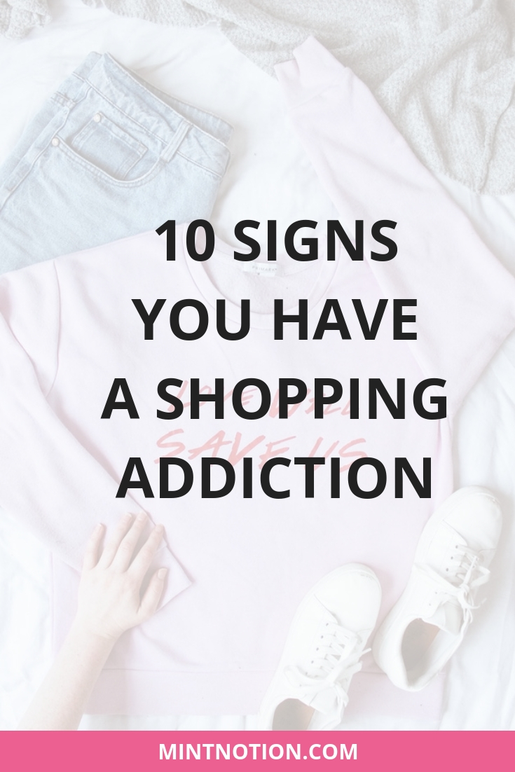 Are You A Shopaholic? 10 Signs You Might Have A Shopping Addiction
