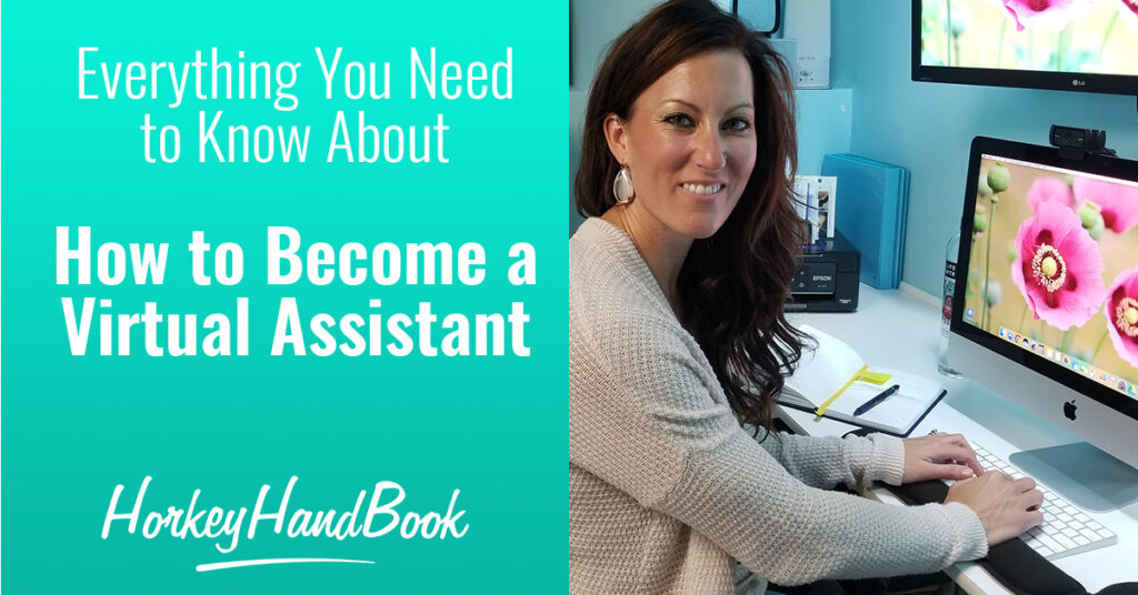 how to become a virtual assistant and make an extra $500 a month