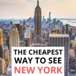 how to save money on new york attractions