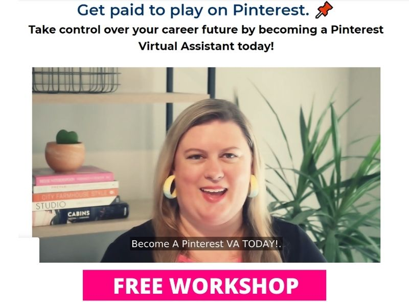 how to become a pinterest manager - free training