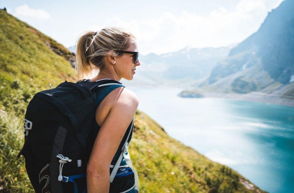 staycation ideas - hiking