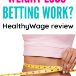 HealthyWage review - Weight loss betting