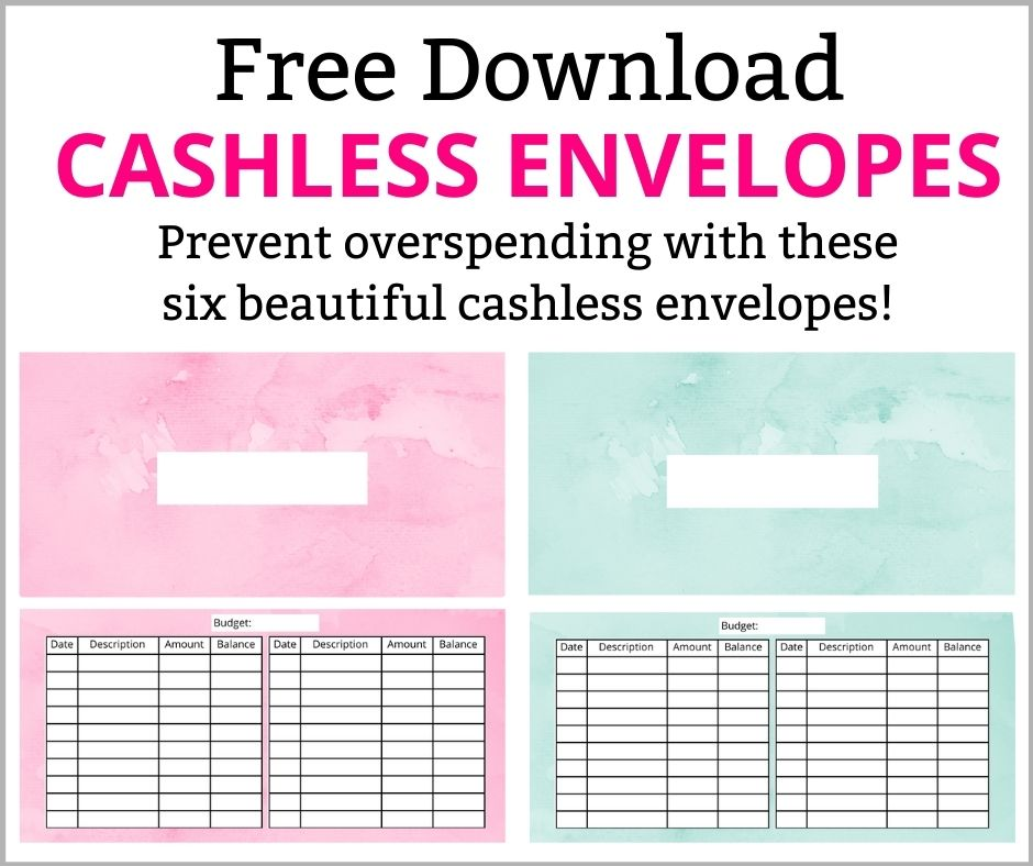 free cash envelopes
