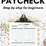 how to budget by paycheck