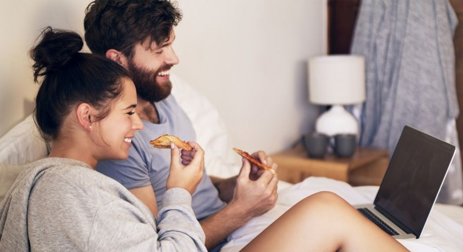 at-home date night ideas - watch a concert
