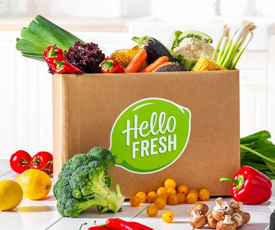 stay at home date night ideas - hello fresh
