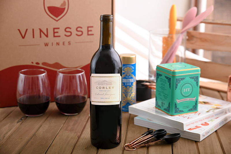 subscription box gift ideas - vinesse wines club