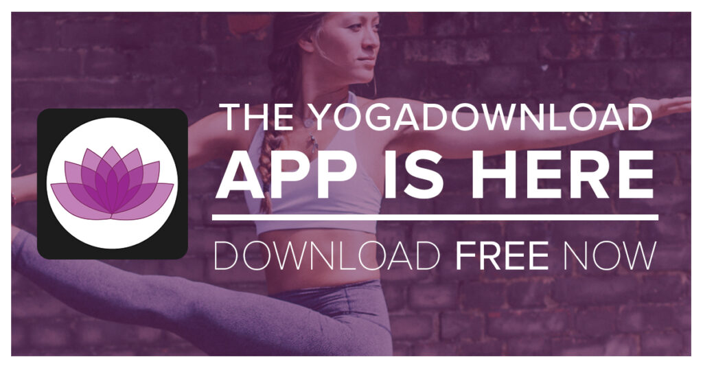 subscription box gift - yoga download