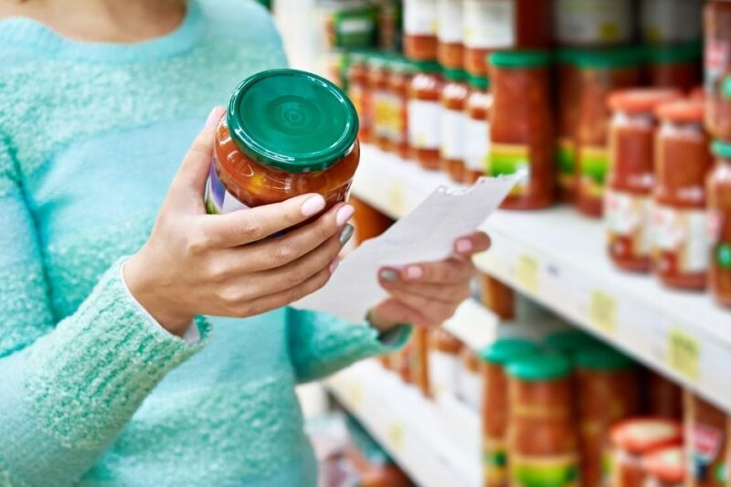 how to save money on groceries and stick to your food budget