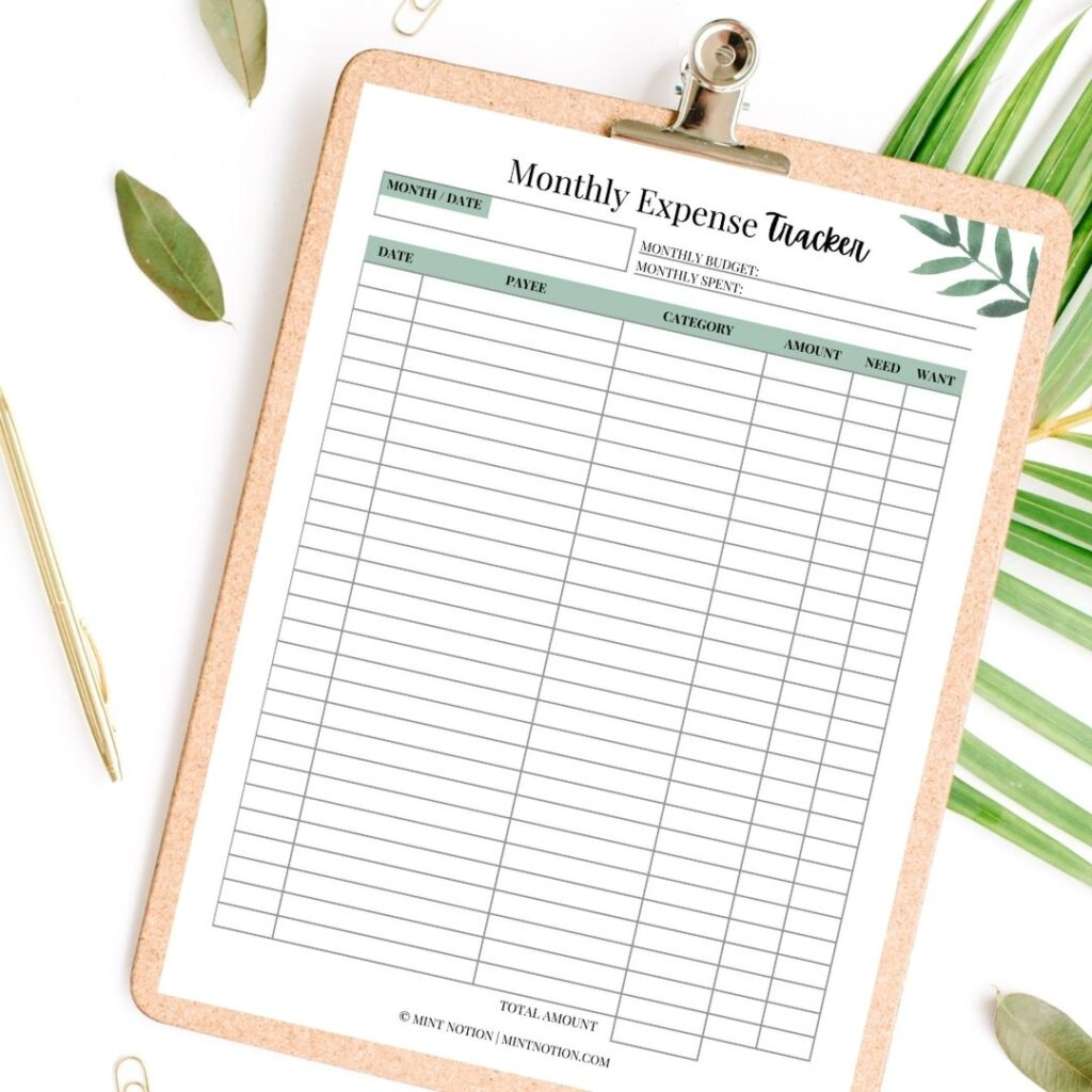 budget biweekly income - monthly expense tracker