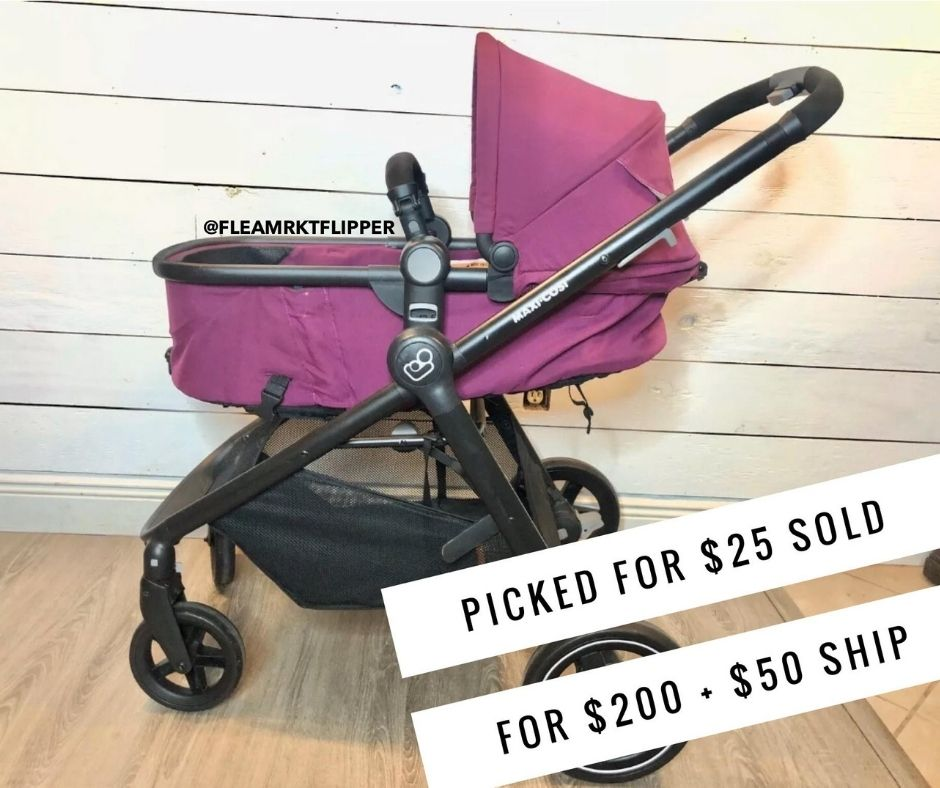best items to flip - strollers