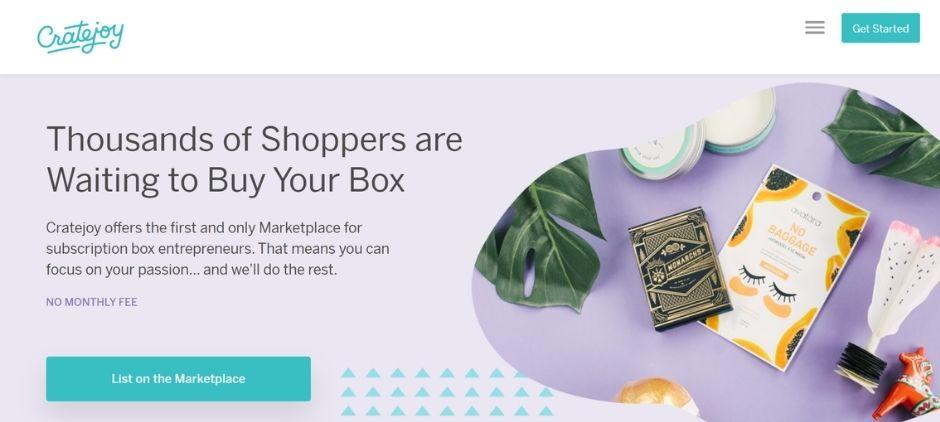 make money online - create a subscription box