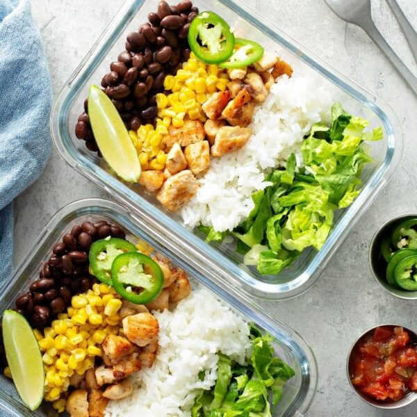 how to meal prep for a week for beginners